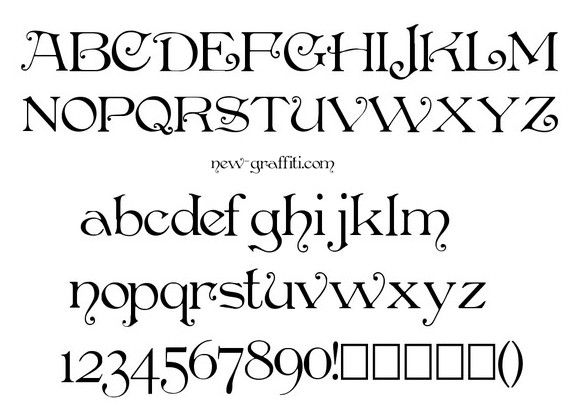 Pin By Nightsky On Schoolwork Ideas Lettering Alphabet Fonts Font Styles Alphabet Fancy Lettering Alphabet