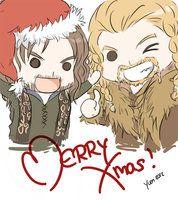 deviantART: More Like The Hobbit - Kili - Thorin - Fili by *Mibu-no-ookami
