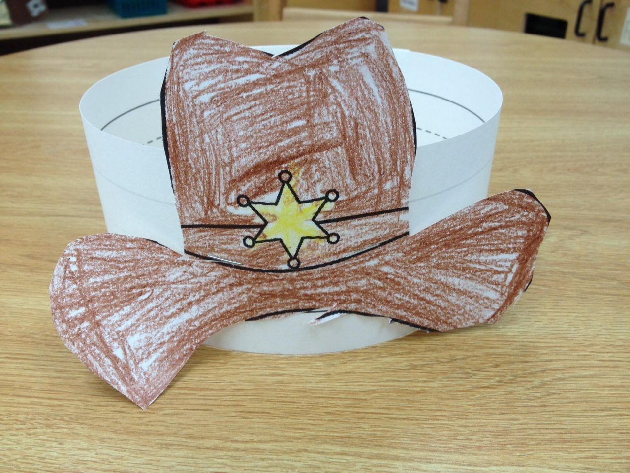 Cowboy Hat And Lots Of Other Kinder Ideas