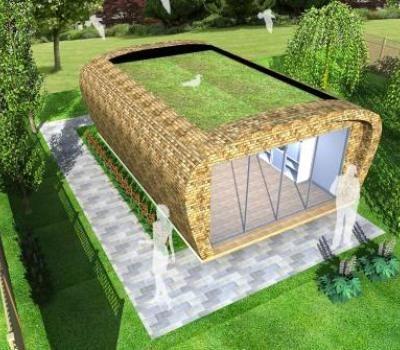 http://www.ecopoddesign.co.uk/the-garden-pod/   Ideas for a Mid ...