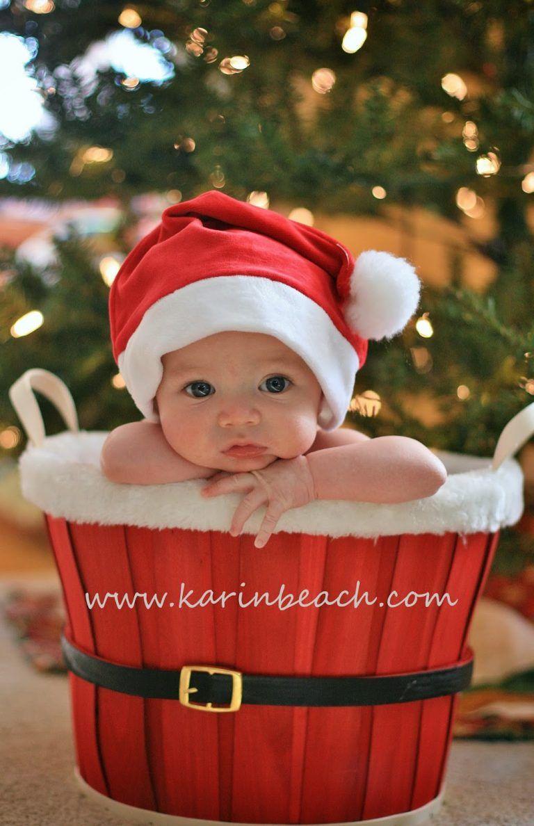Photo ideas christmas baby