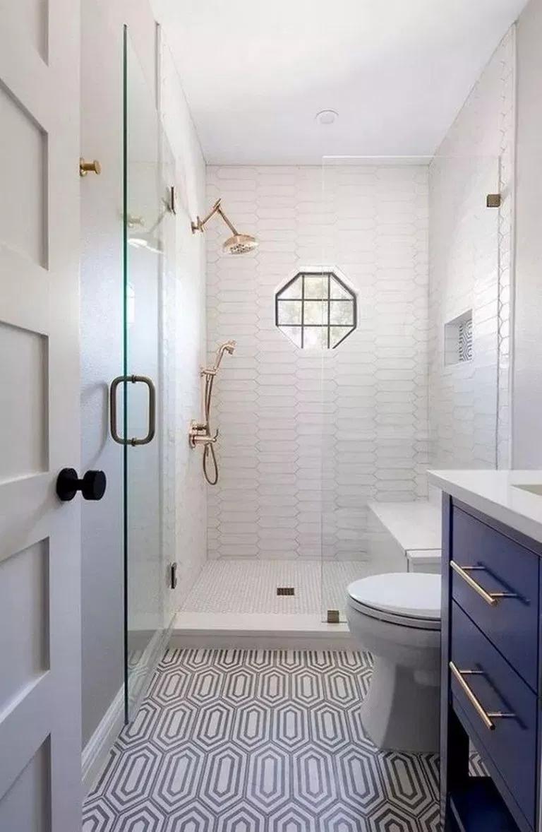 Photo of ✔56 gorgeous master bathroom design ideas that make you happy 54 > Fieltro.Net