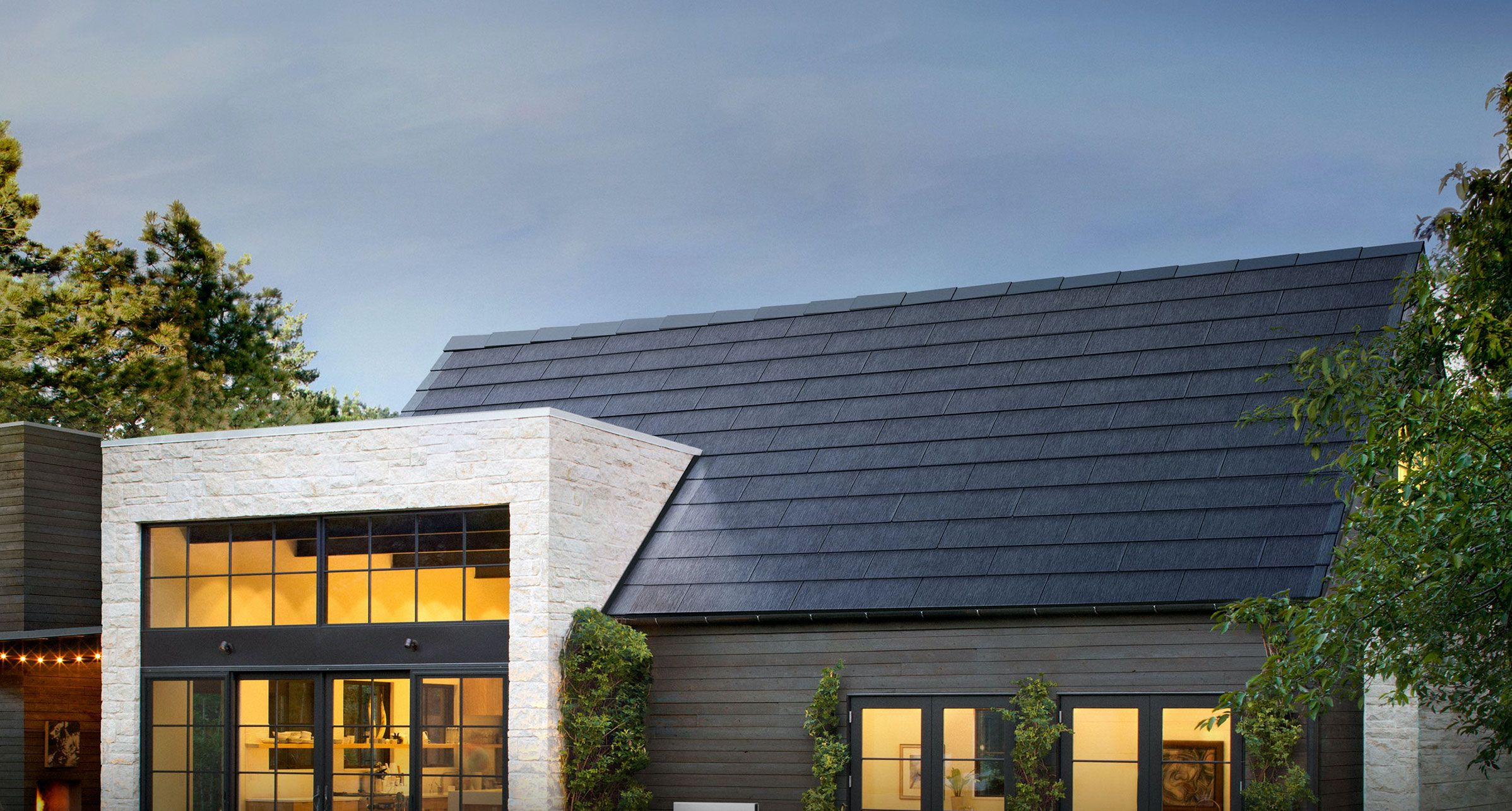 Tesla Has Launched The Third Iteration Of Its Solar Roof Tile For Residential Home Use Which It Officially Detai Solar Panels Roof Solar Roof Tiles Solar Roof