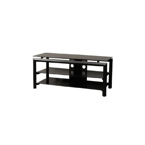 """TechCraft 52"""" Wide TV Stand Black Qty of 1"""
