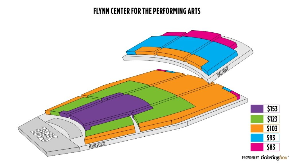 The Most Amazing And Lovely Flynn Theater Seating Chart