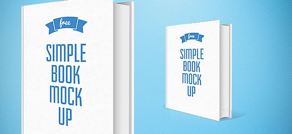 simple book psd mockup mock up pinterest mockup books and free