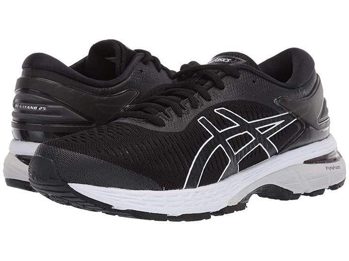 Asics Gel Kayano R 25 Asics Shoes Black Asics