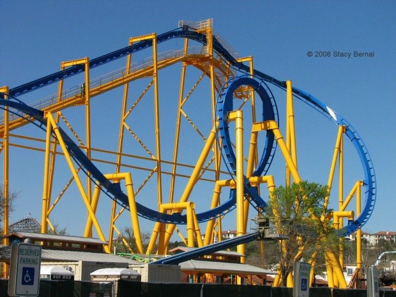 Goliath | Six Flags Fiesta Texas    Been there done that    Can't