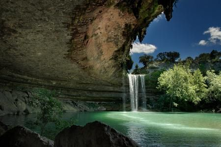 Lazy Rnr Wimberley Cabins On The Water Online Hamilton Pool Best Vacation Spots Magical Places