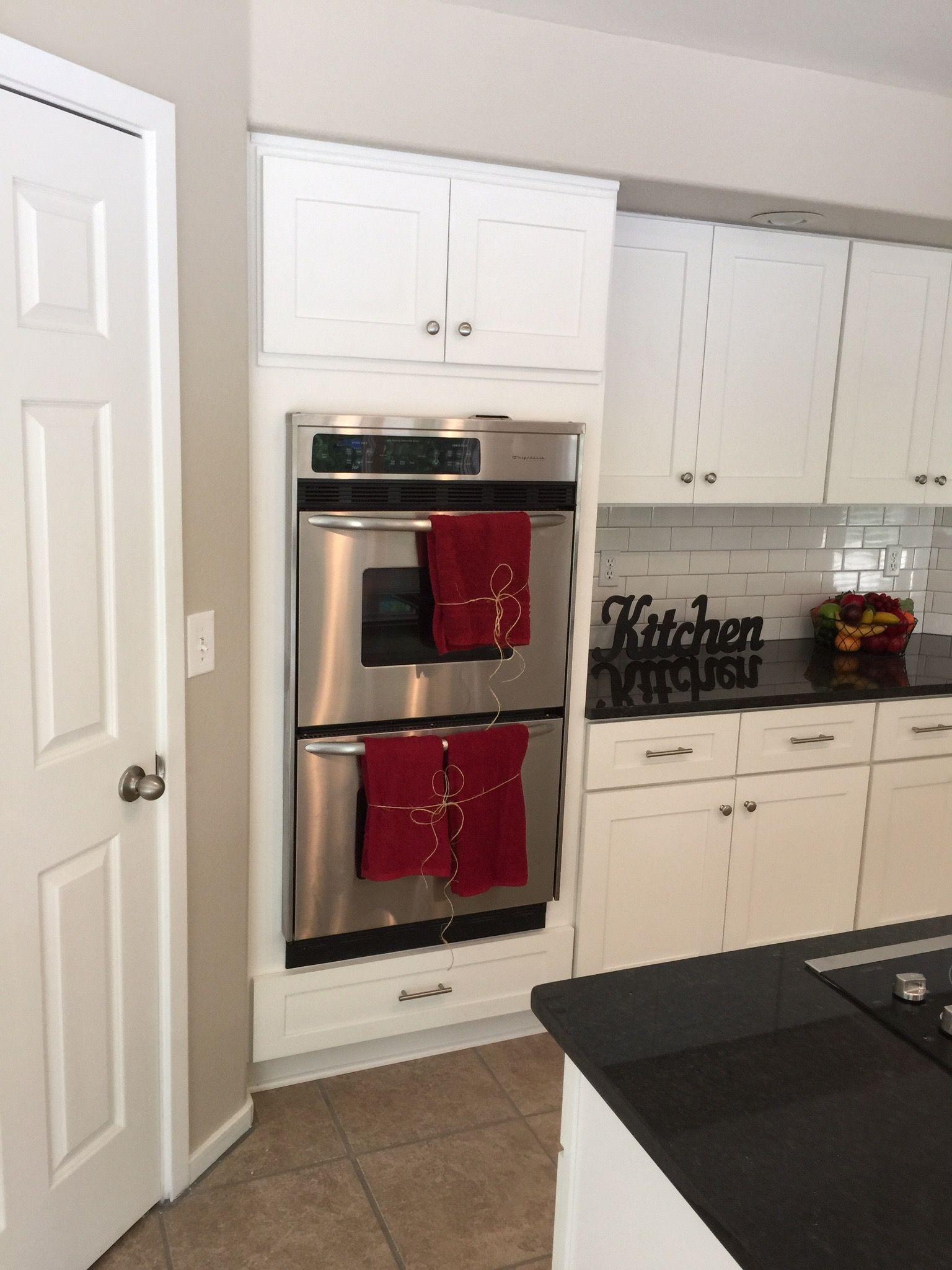 After White Shaker Elite Cabinets Ideas Goo Gl Vlkhhx Kitchen Kitchendesign