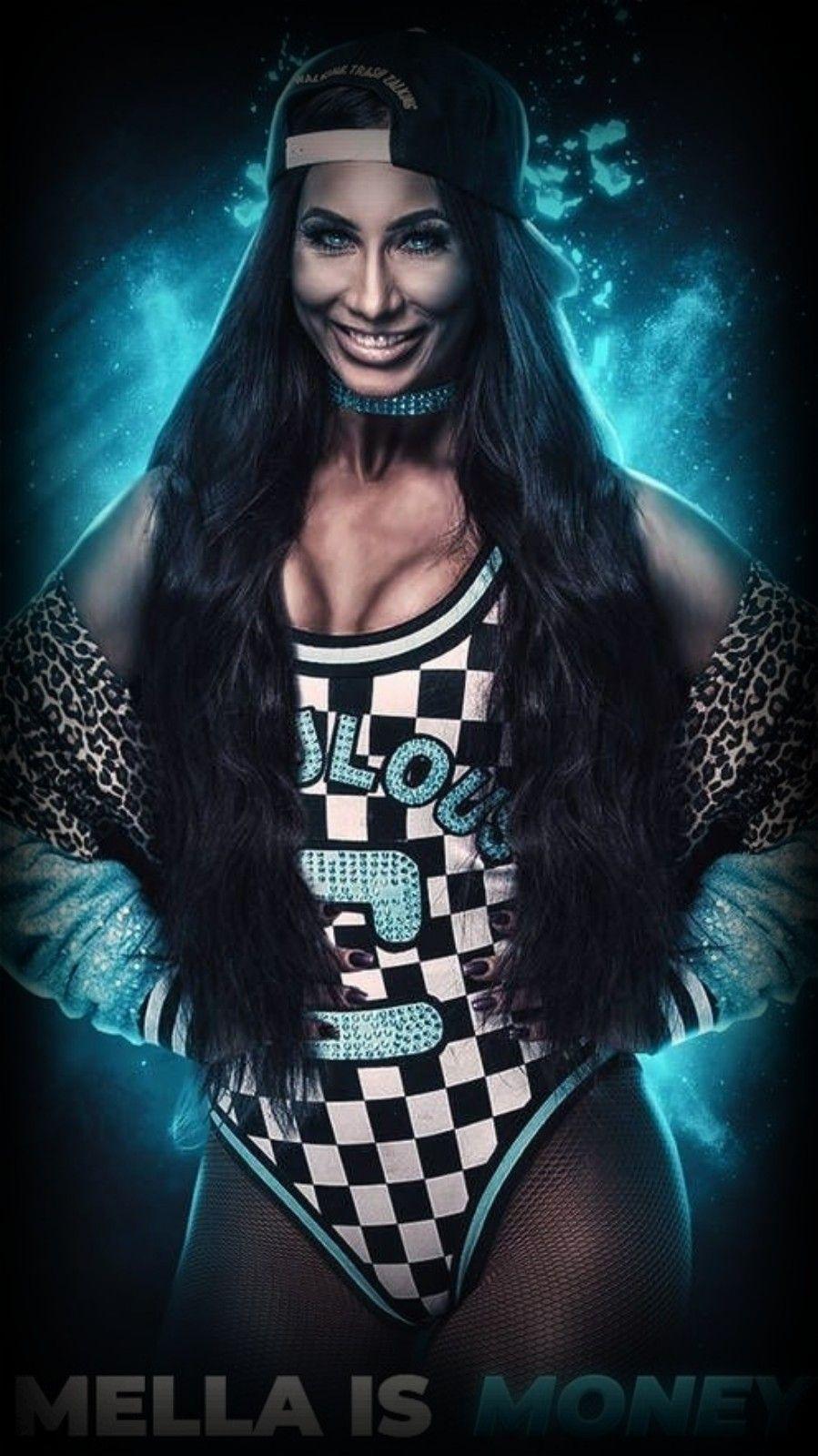 Mella Is Money Wallpaper 2 Carmella Wwe Wwe Female Wrestlers Wwe Girls