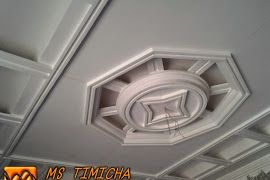 decoration plafond platre decor platre plafond platre decore carreau ...
