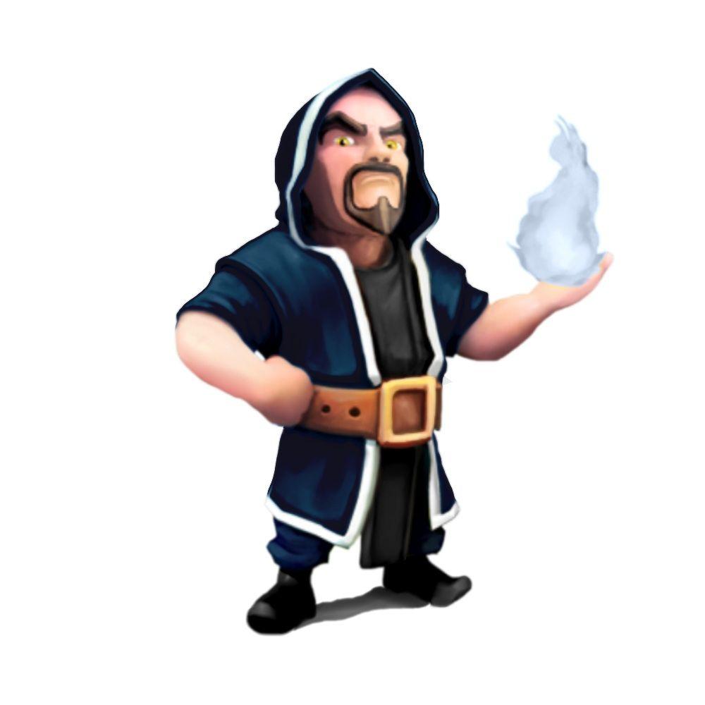 wizard lvl 5 - Google Search   Clash of clans   Castle clash