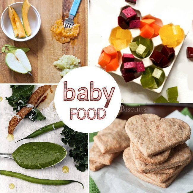 30 Baby Food Recipes That Are Tasty