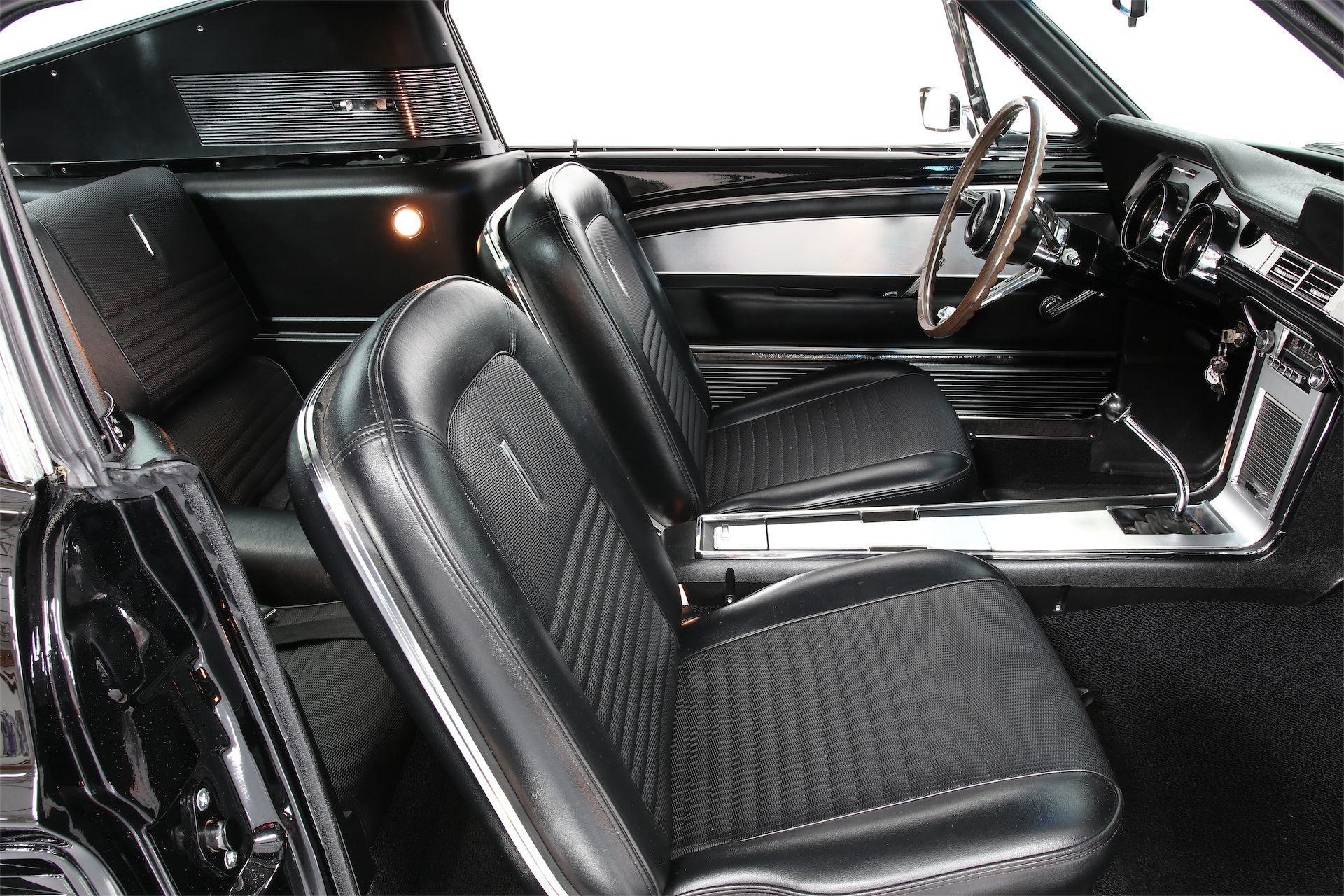 1967 Mustang Gt 390 S Code Fastback 1967 Mustang Mustang