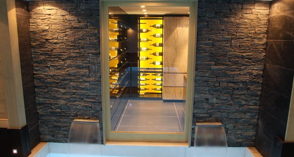 épinglé Par Sur Cave à Vin Wine Cellar
