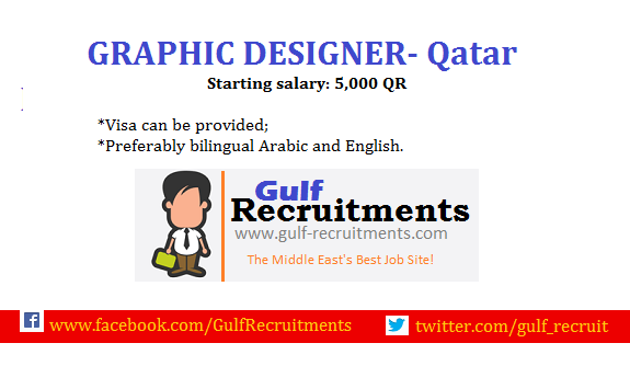 Graphic Designer Qatar Graphic Design Graphic Presentation