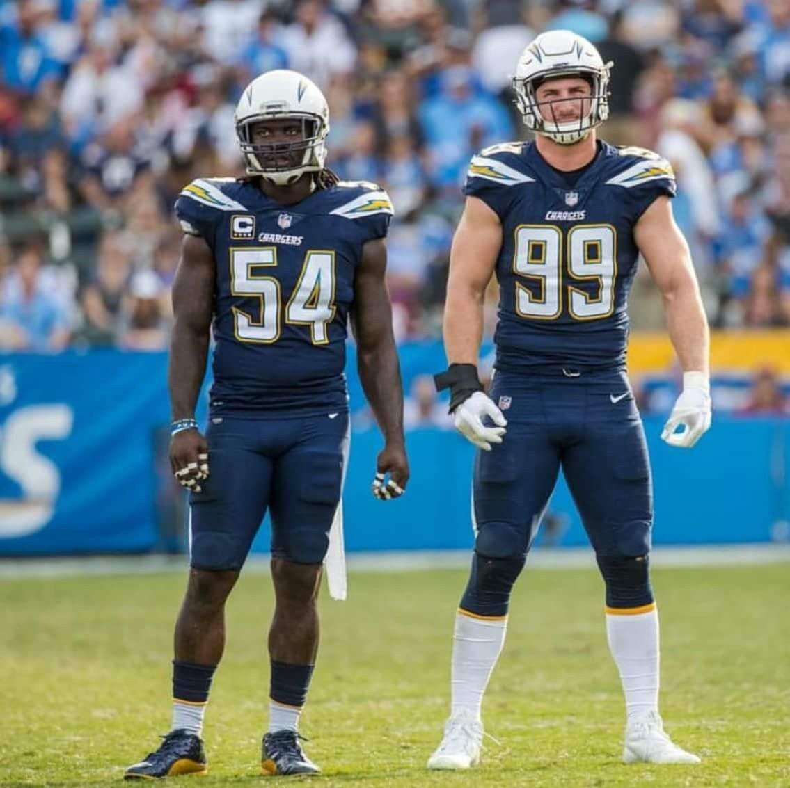 official photos 075d1 8af57 Chargers - Melvin Ingram III, Joey Bosa These my boys ...