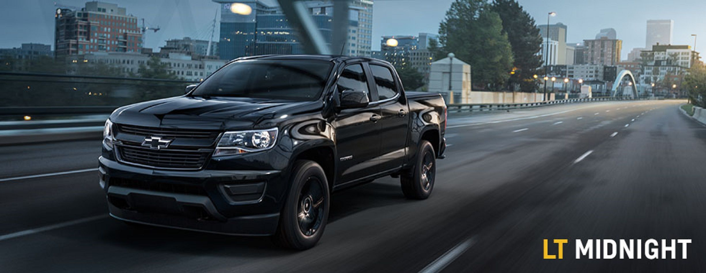 Chevy announces the 2016 chevrolet colorado midnight edition slated to arriv