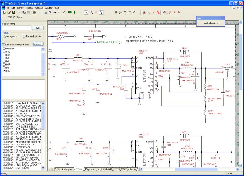 Schematics Diagram Software