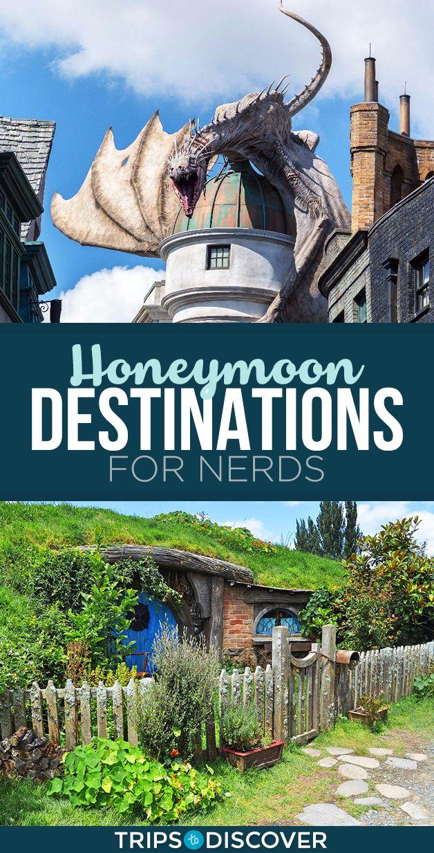 8 Top Honeymoon Destinations For Nerds