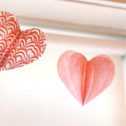 Make some hearts.