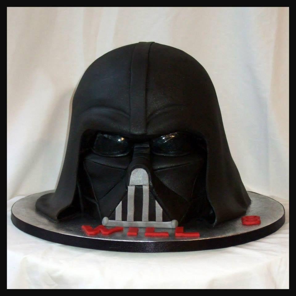 Darth Vader Cakes Buscar Con Google Fiestas