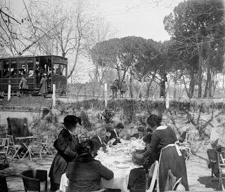 Dehesa De La Villa Hacia 1915 Fotos Antiguas Madrid Imagenes