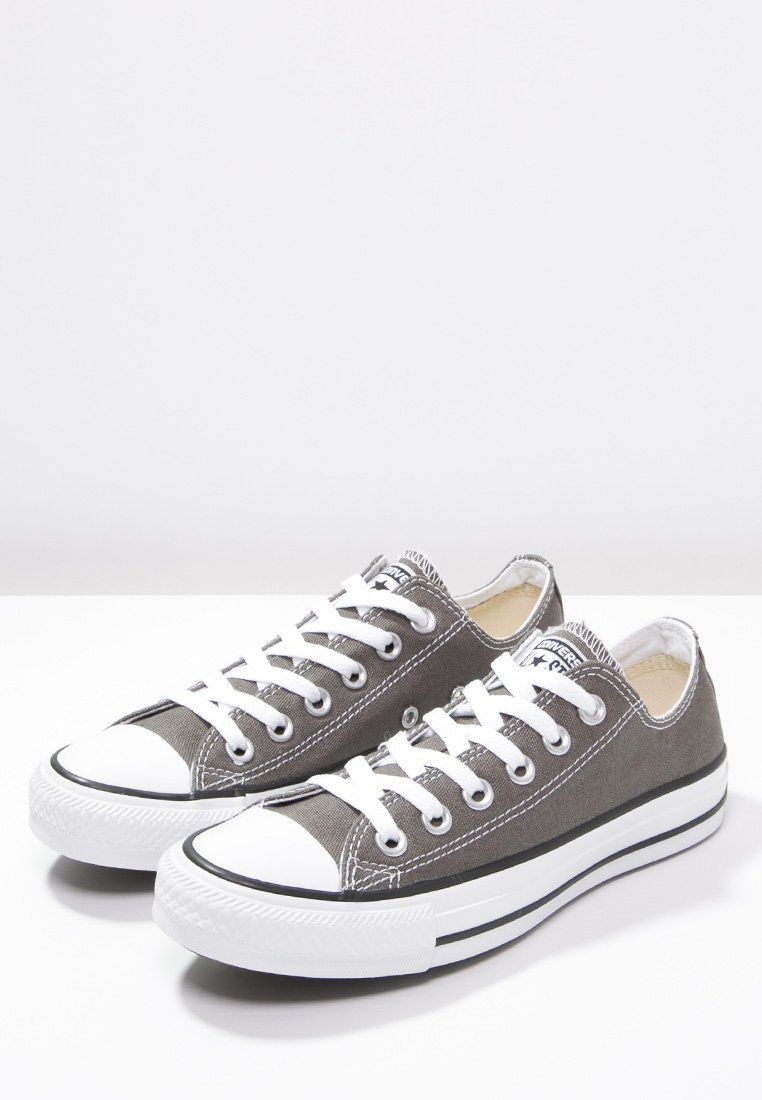 CHUCK TAYLOR ALL STAR OX - Baskets basses - charcoal ...