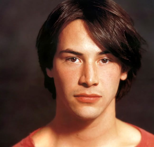 Keanu Reeves Young