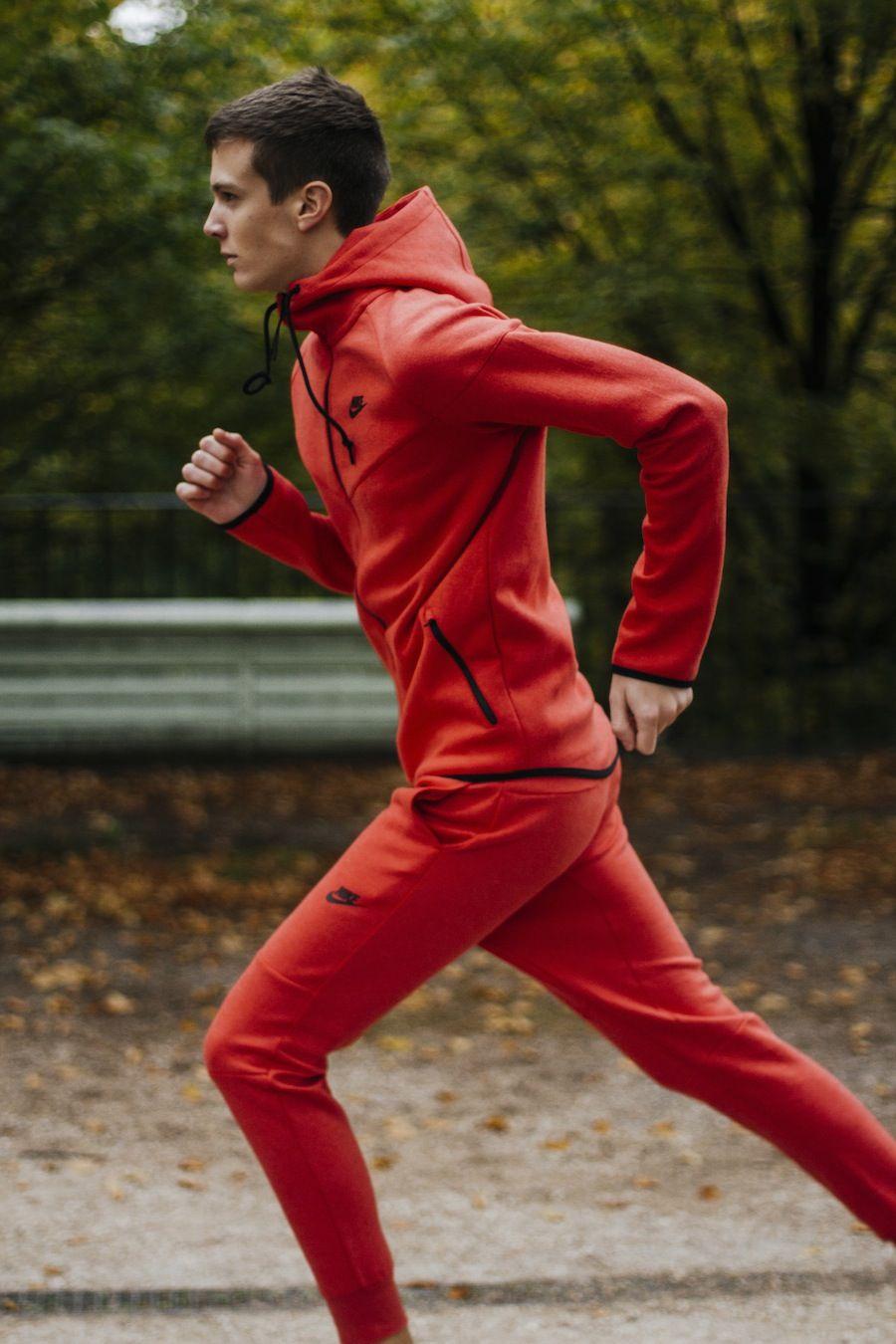 38ff85740a Editorial : Nike Collection Tech Pack Fleece par CyclonesMag | Men ...