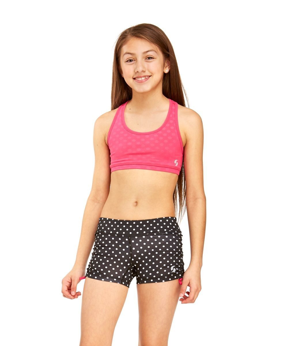Youth Soffe Shorts Valeria Cute Cheer Practice