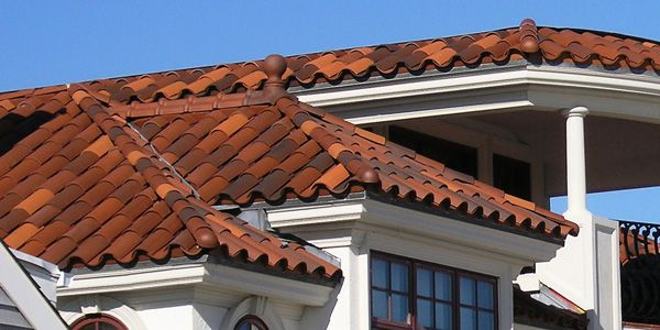 Spanish Tile Roof Installation