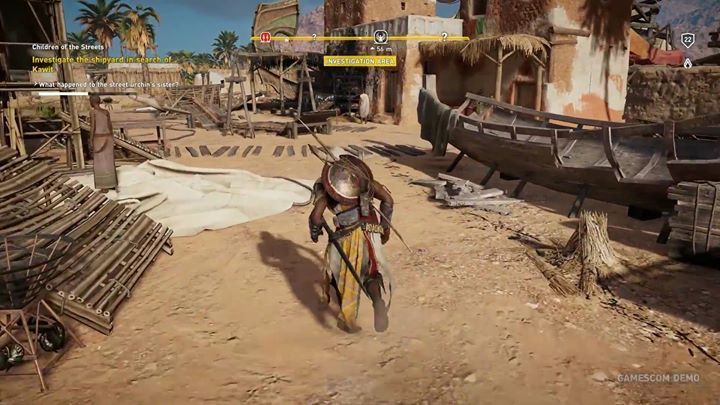 New 24 Minutes Of Assassin S Creed Origins Gameplay 3