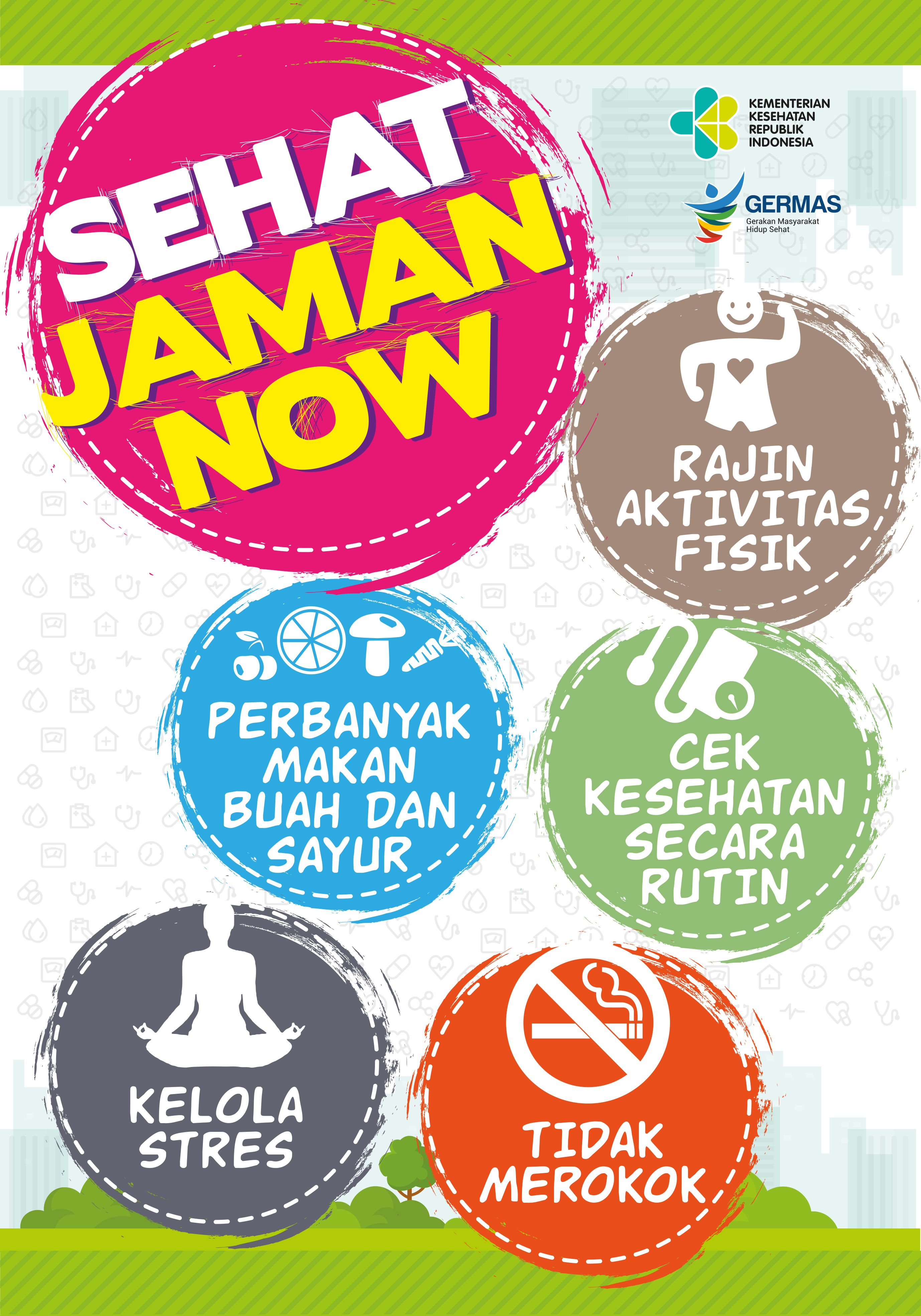 Contoh Poster Kesehatan : contoh, poster, kesehatan, Melanda, Sukmawaty, Kesehatan, Hidup, Sehat,, Poster,