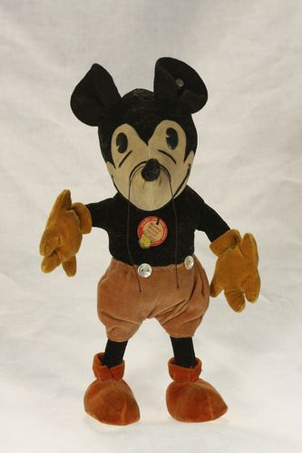 Antique Steiff Mickey Mouse C1930