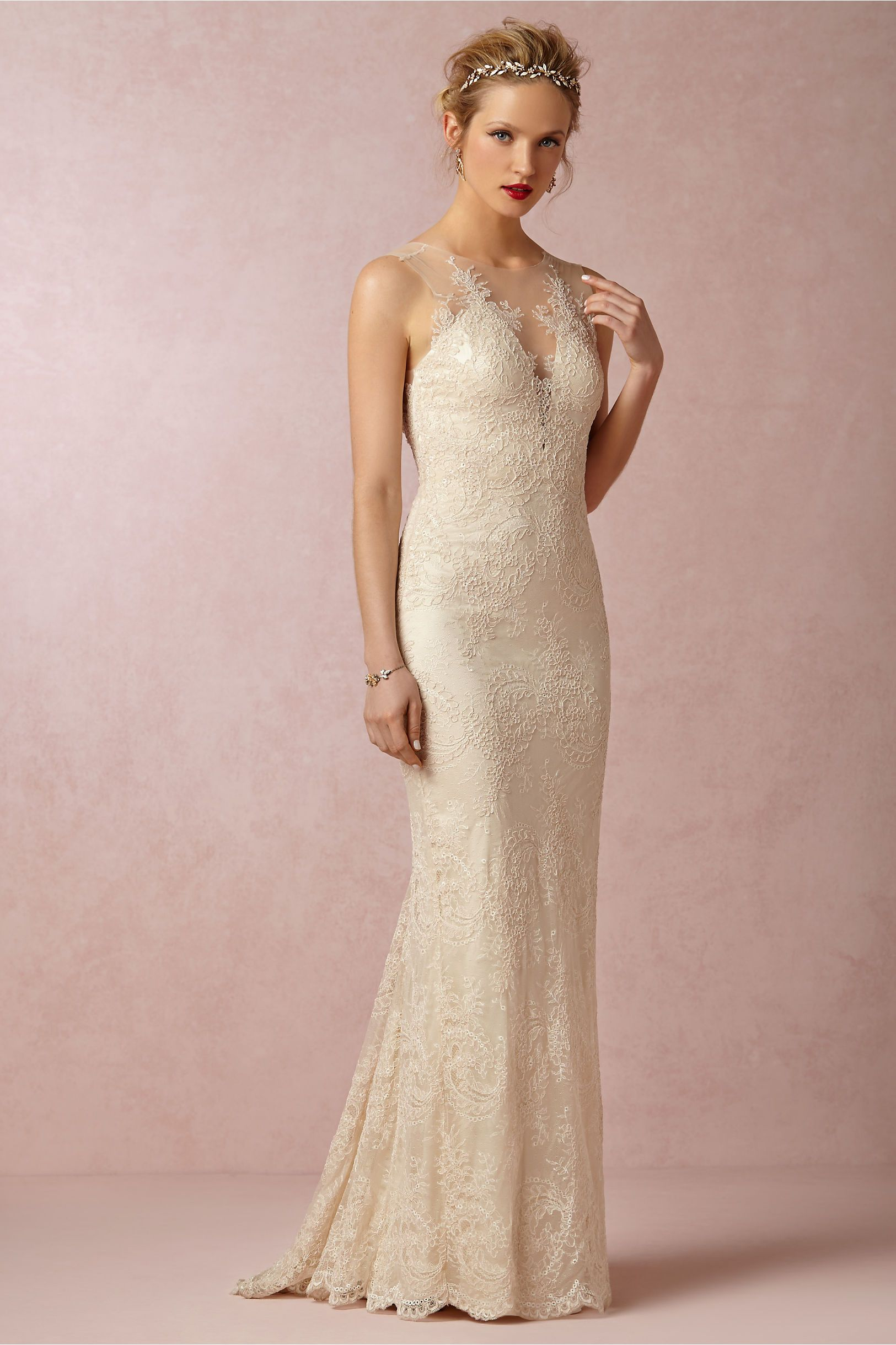 Yasmin Gown from BHLDN | Dressy dress | Pinterest | Boda, Diciembre ...