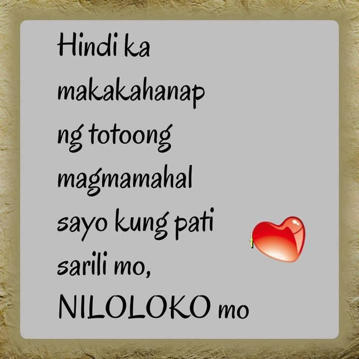 Tagalog Love Quotes Collection