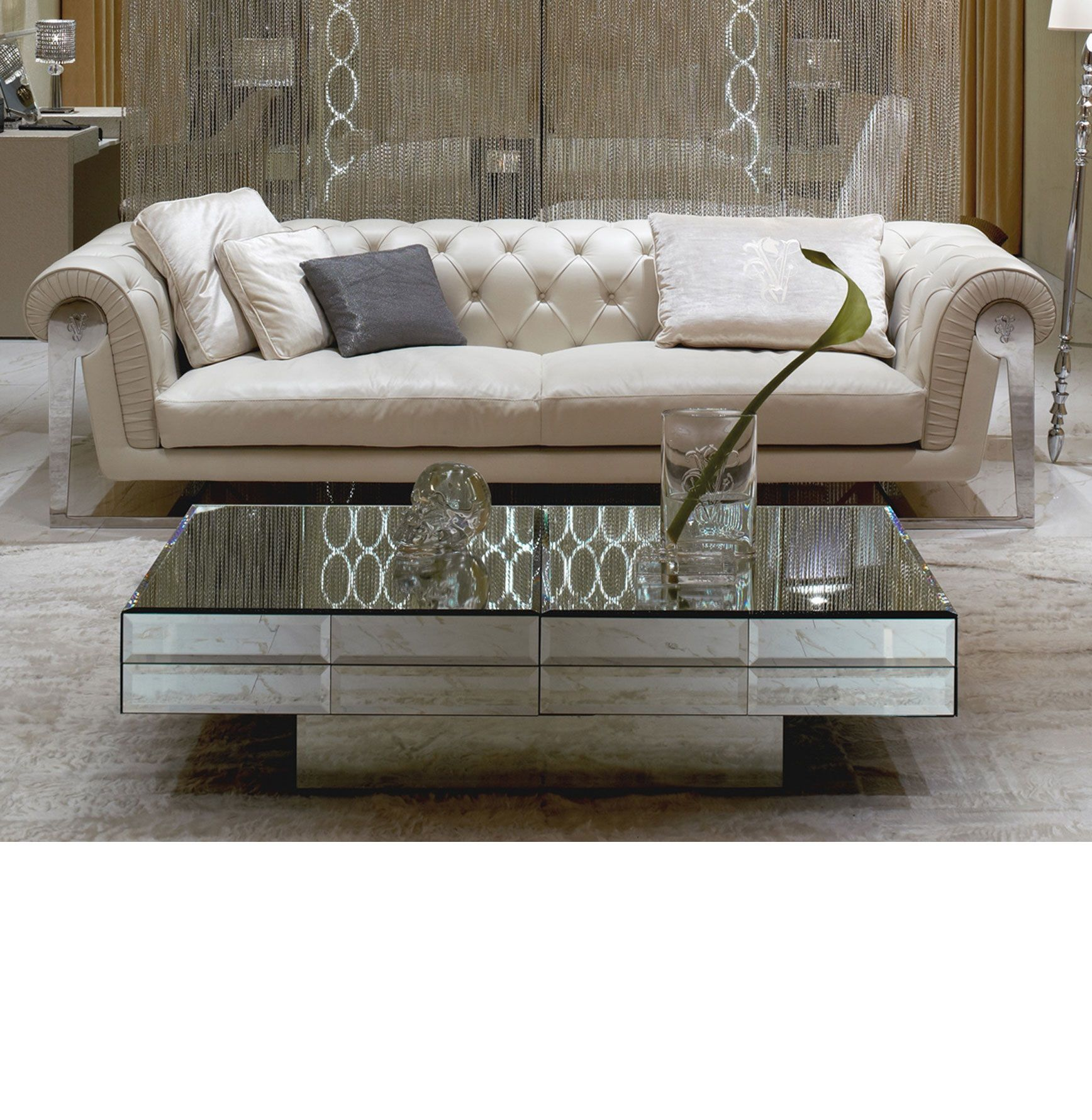 Instyle Decor Com Luxury Coffee Tables Cocktail Tables Luxury Interior Design Mirrored Coffee Tables Decor Luxury Furniture