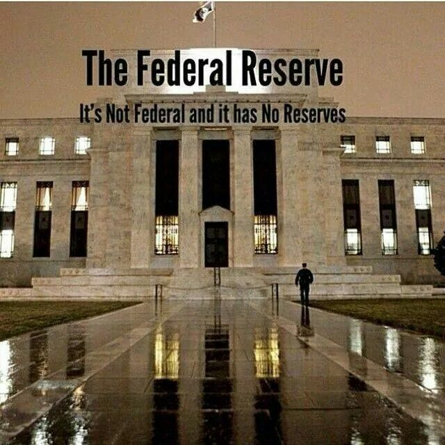 The not fed not reserve