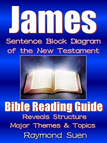 James - Sentence Block Diagram Method of the New Testament ...