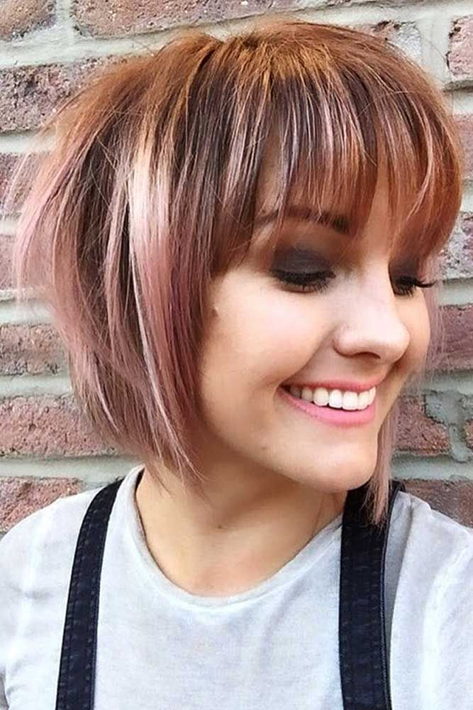 18 Trendy Ideas To Flaunt With Modern Pageboy Haircut Hair