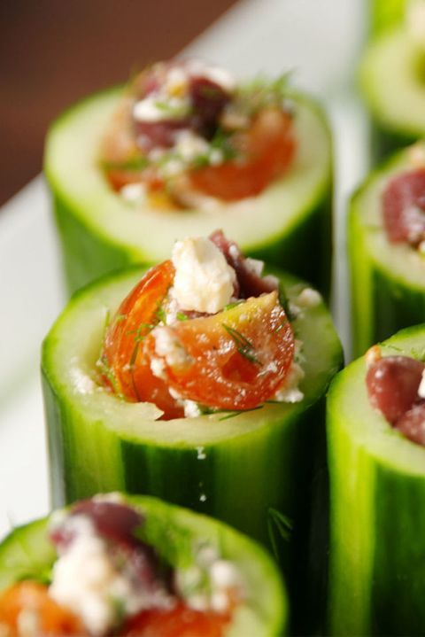 65+ Easy (And Healthy!) Party Appetizers