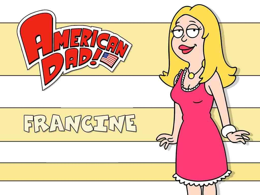 American Dad Francine Smith Voiced By Wendy Schaal Mrs