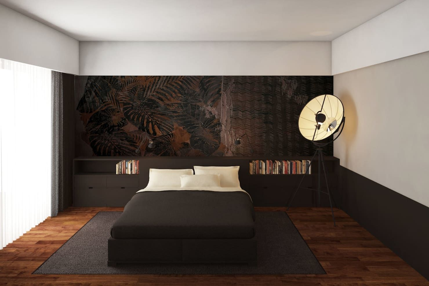 Riscaldare Camera Da Letto camera matrimoniale camera da letto moderna di alessio lo