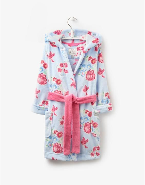 JNRNUTKINFleece Dressing Gown | My Girls\' Favorite Things ...