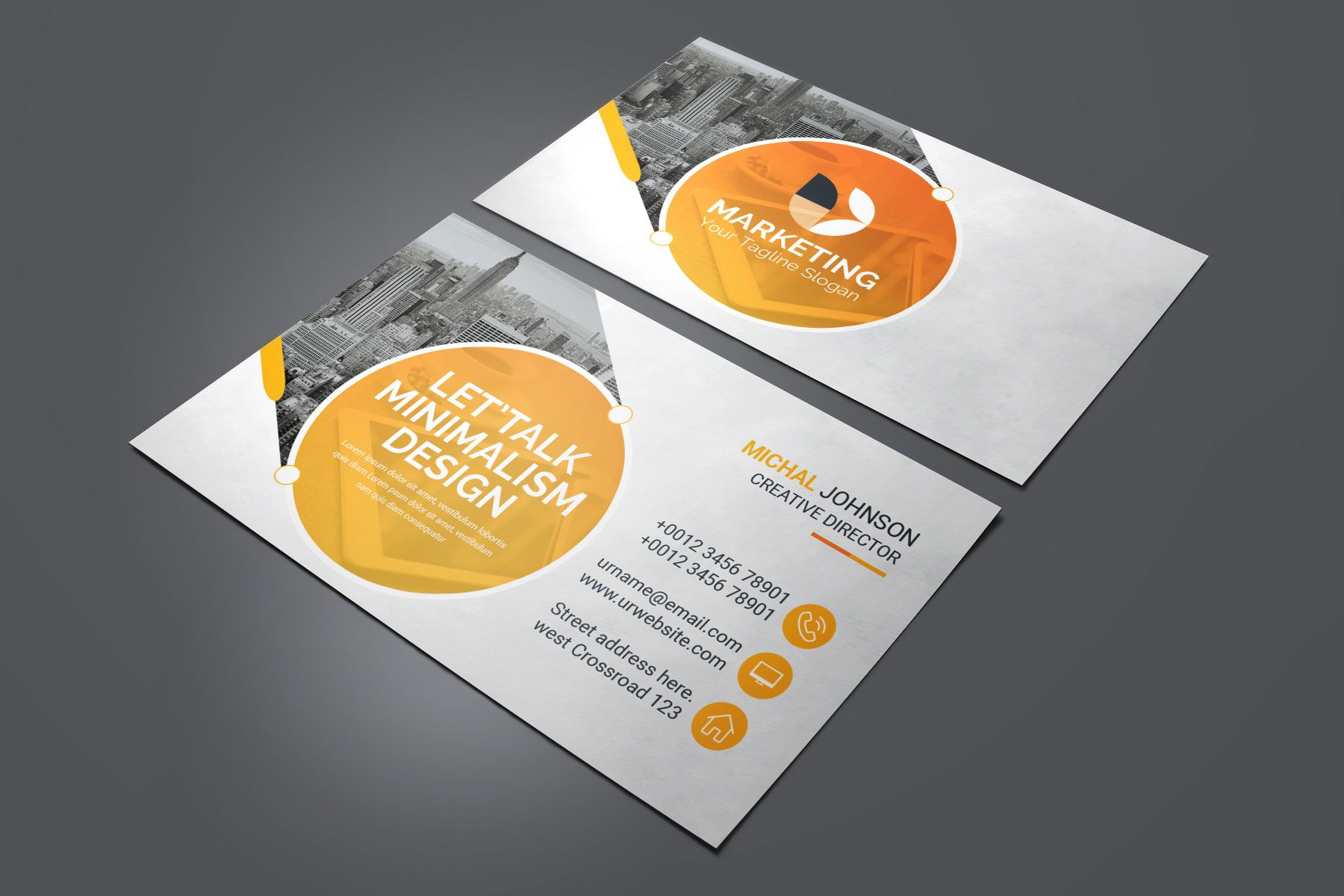 PSD Marketing Business Card is part of Marketing business card, Business card graphic, Corporate business card design, Corporate business card, Business marketing, Business cards - PSD Marketing Business Card Size 46 MB Format PSD Print Dimensions 3 5x2 Files 8 PSD Files Style 4