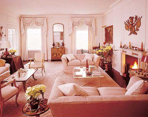 David Hicks - 19 midcentury living room designs, 22 photos | David ...