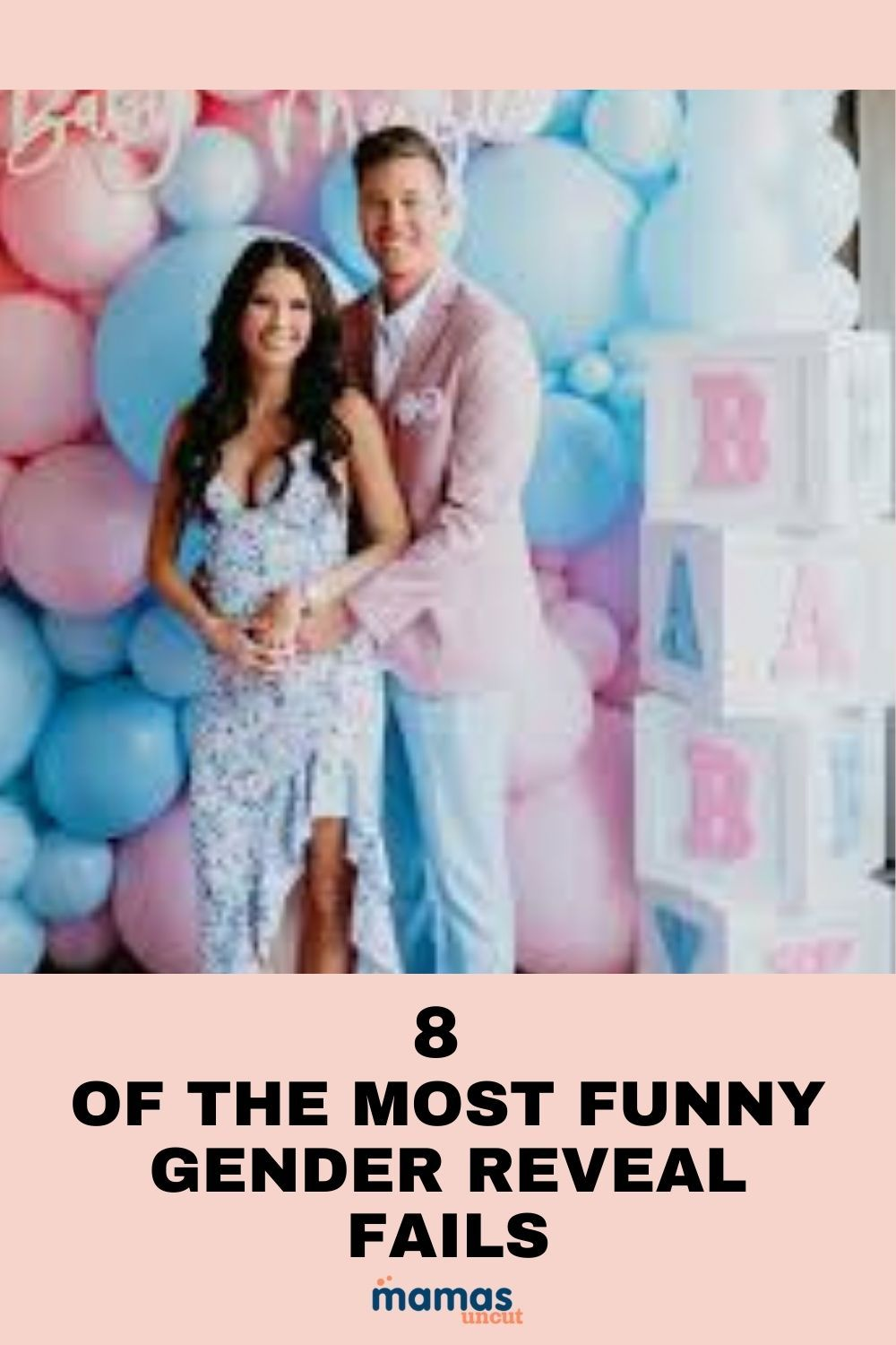 8 Gender Reveal Fails That We Can T Stop Laughing At Gender Reveal Parenting Fail Gender