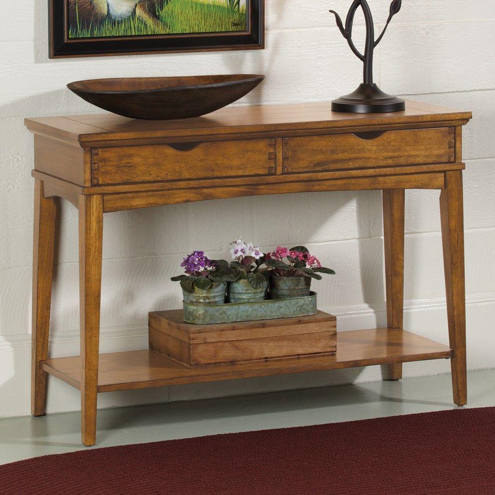 Easton Sofa Console Table | Sturbridge Yankee Workshop